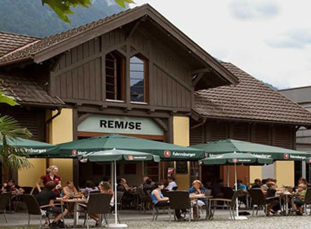 'Fierobad-Jazz' im Café-Restaurant Remise