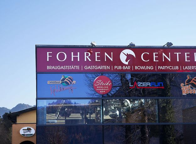Fohren Center: Lazerday