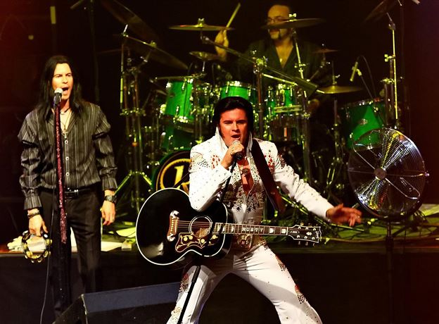 Muttersberg - RUSTY - the Elvis Tribute Artist Show