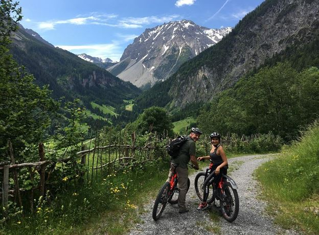 Guided E-Bike Tour with Bergsport Events