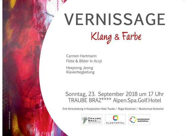 TRAUBE Braz: Vernissage