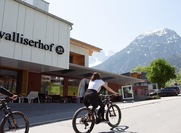 Guided e-bike tour-Brandnertal roundtour