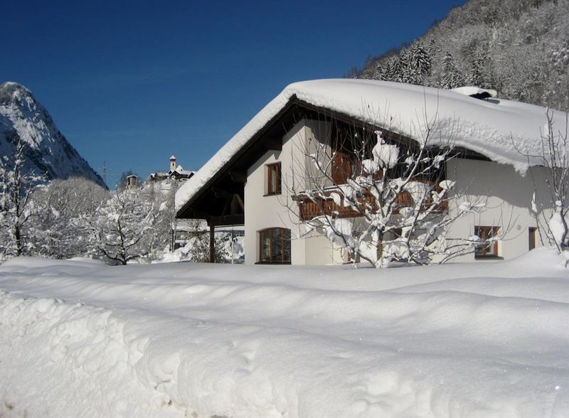 Haus Lorber Winter