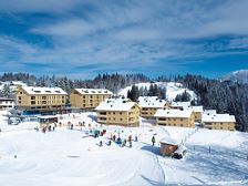 Landal Brandnertal im Winter