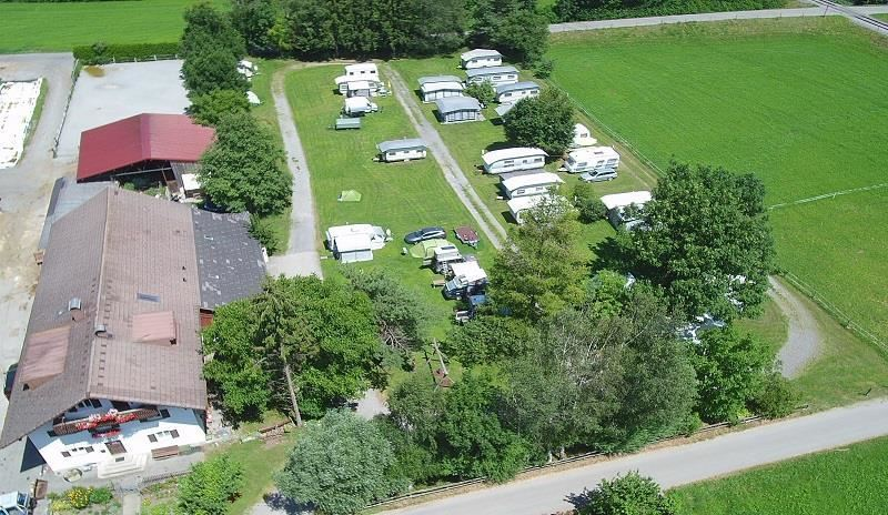 Auhof Camping Sommer