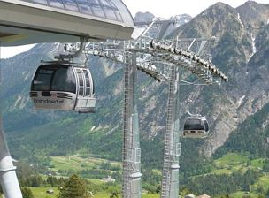 Dorf Cable Car