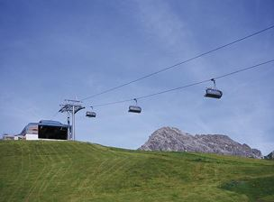 Petersboden chair lift