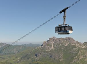 Rüfikopf Cable Car