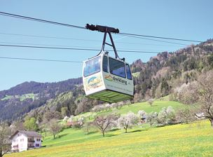 Schnifis Cable Car