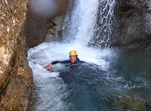 Canyoning - Richard Bischof