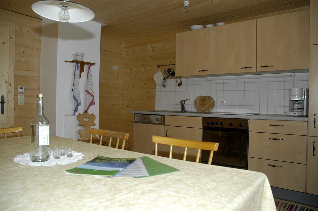 Hütte Martina - Ferienhütte im Großen Walsertal