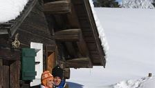 Alm - Chalet Domig
