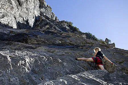 Klettersteig Lünersee : Lünersee schesaplana