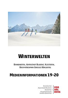 Medieninfo Winter 2018/19