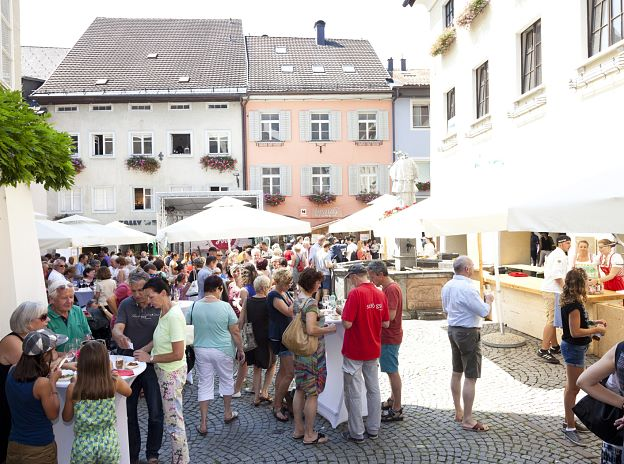 4th Alpine Culinary Street Food Festival Bludenz