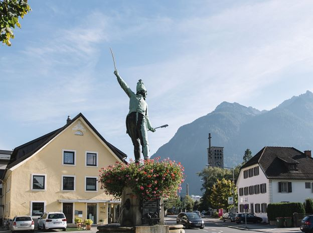 Sightseeing in Bludenz