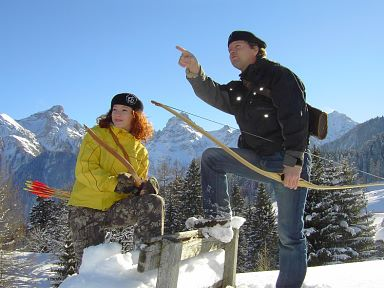 Archery in Brandnertal