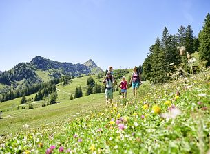 Summer experiences with Bergbahnen Brandnertal