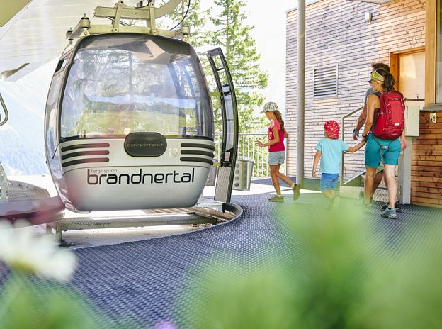 Summer Prices of the Bergbahnen Brandnertal
