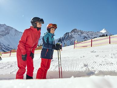 Ski schools & ski courses in Brandnertal