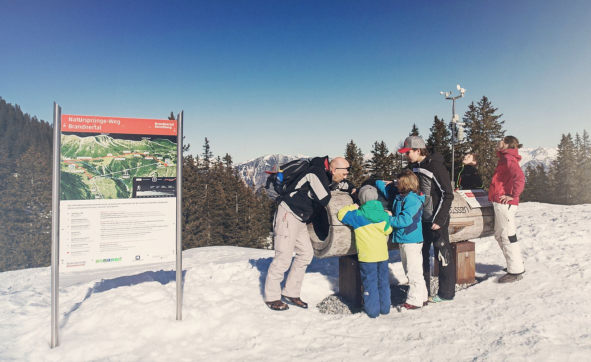 A Family Day Away From the Pistes