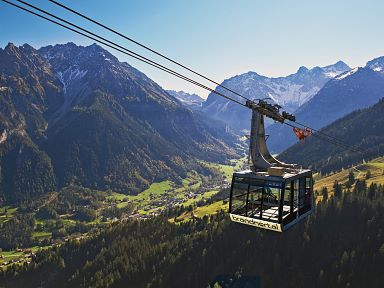 Montafon Brandnertal Card - multi-day passes