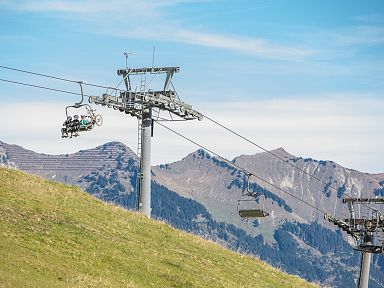 Ascent and Descent | Cable Cars Brandnertal