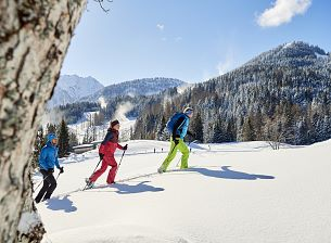 Away from the Pistes in Alpenregion Vorarlberg