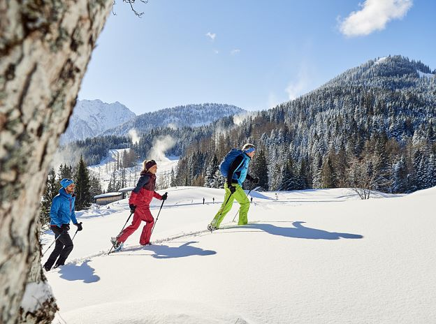 Discover the outdoors away from the pistes