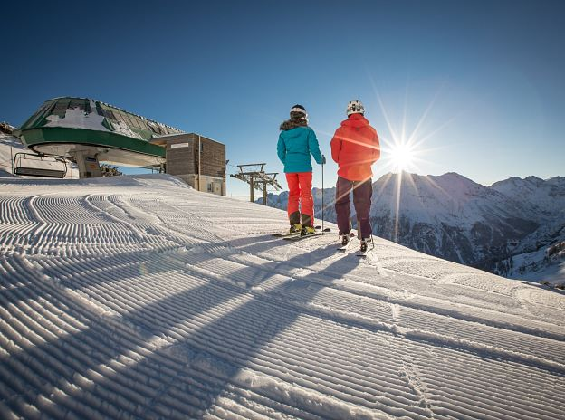 Leisure Activities in the Ski Region Brandnertal