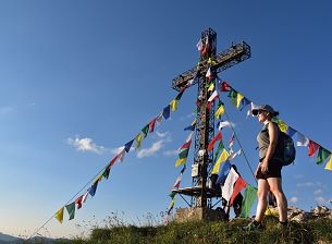 "Guided Summit Tour ""Hoher Frassen"""