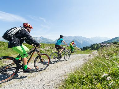 Cycling & mountainbiking in Vorarlberg