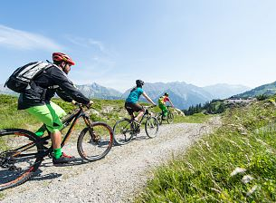 Cycling & Mountain Biking in Vorarlberg
