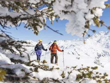 Winter Hiking in the Alpenregion Vorarlberg