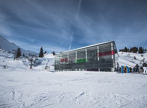 Lifts and Pistes