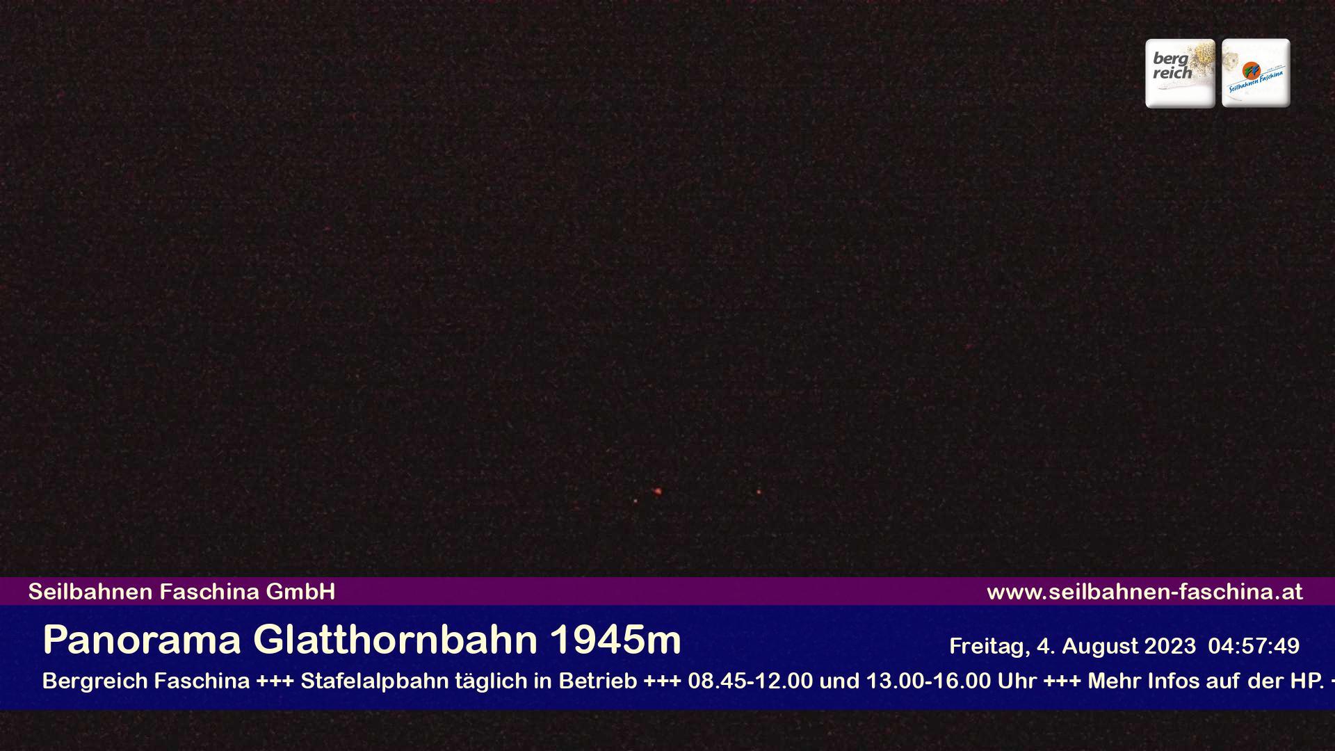 Faschina - Glatthornbahn